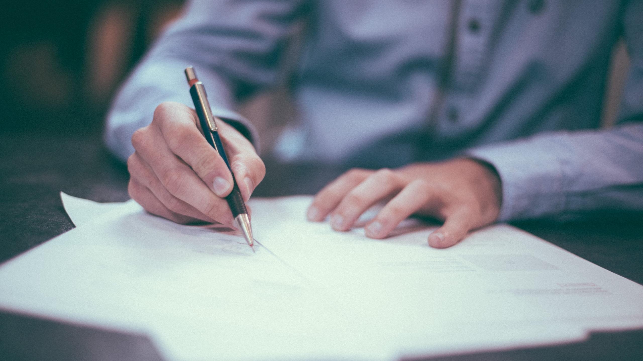 hand signature stock unsplash