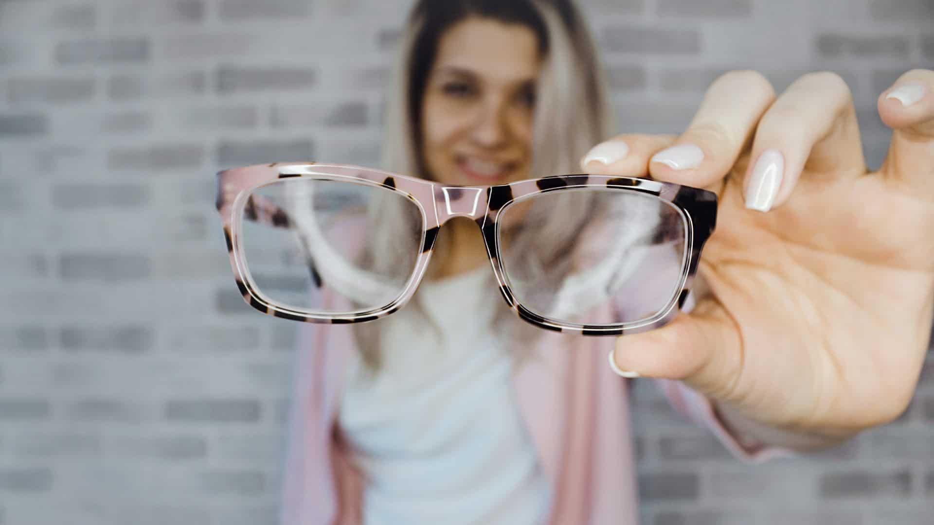 Briller, fokus, rabat